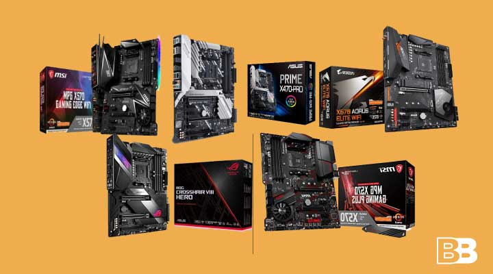5 Best Motherboard For Ryzen 7 3700x Complete Guide