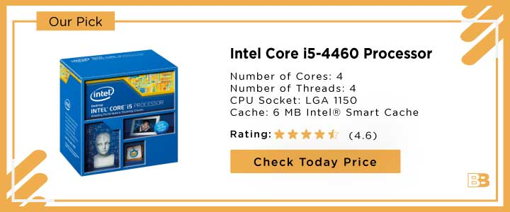 Intel Core i5-4460 Desktop Processor